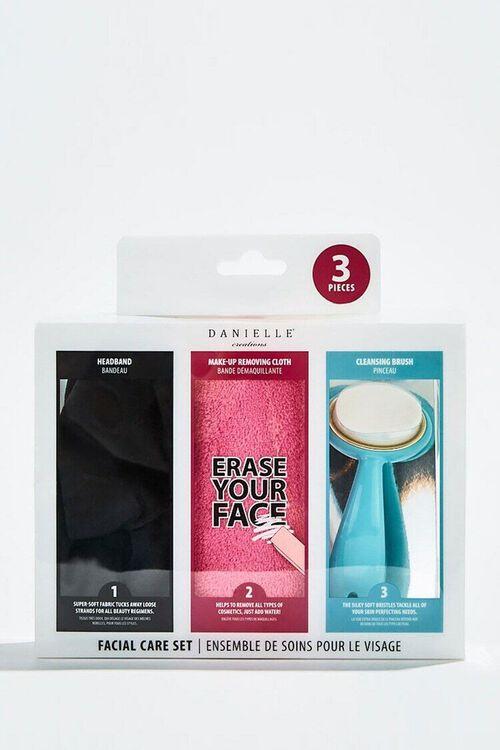 Erase Your Face 3pc Facial Care Set, image 1