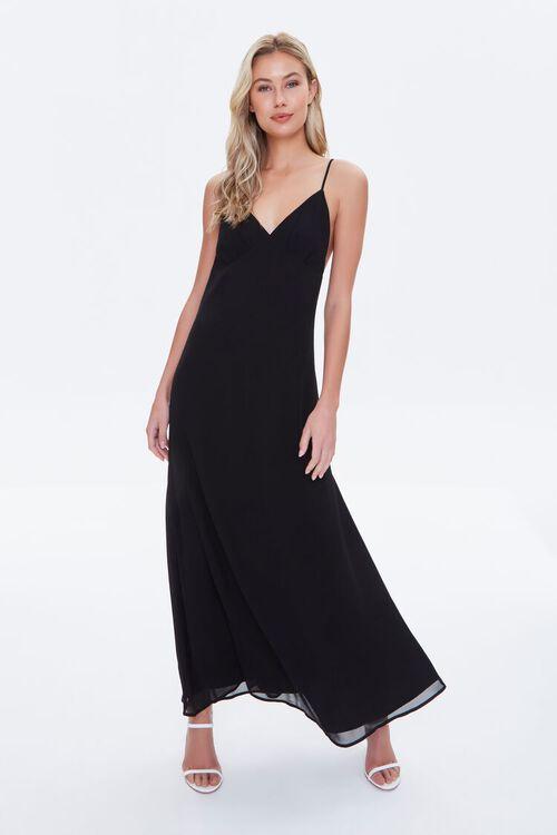 Chiffon Cami Maxi Dress, image 4