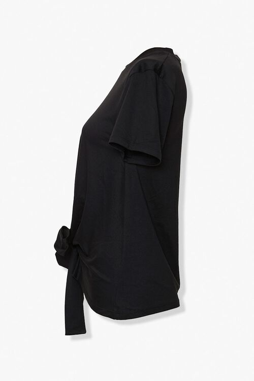 Knotted Self-Tie Tee, image 2