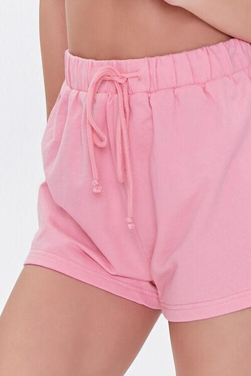 Vented Drawstring Shorts, image 5