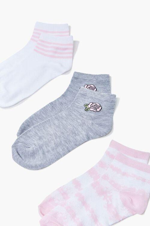Rose Patch Sock Set, image 2