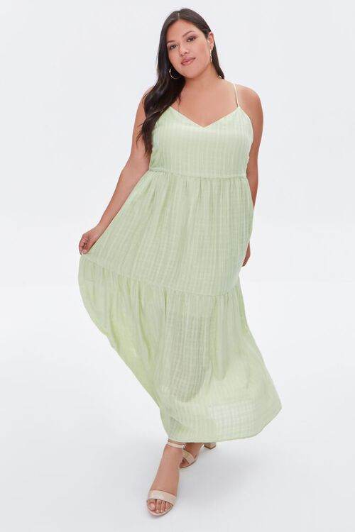 Plus Size Cami Maxi Dress, image 4