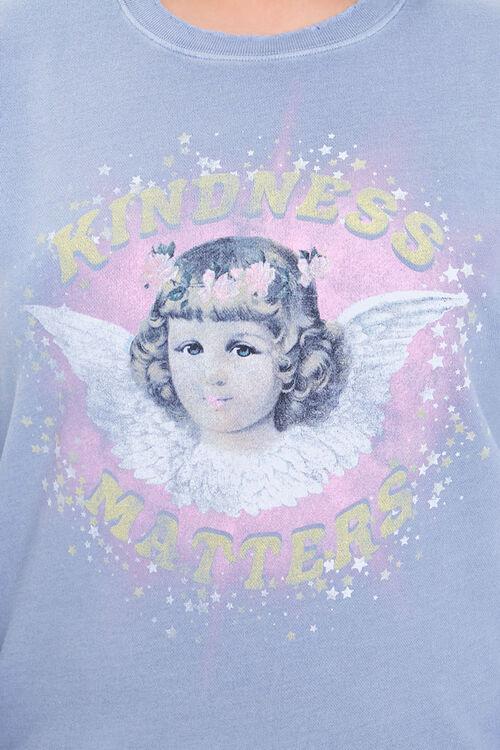 Plus Size Kindness Graphic Sweatshirt, image 5
