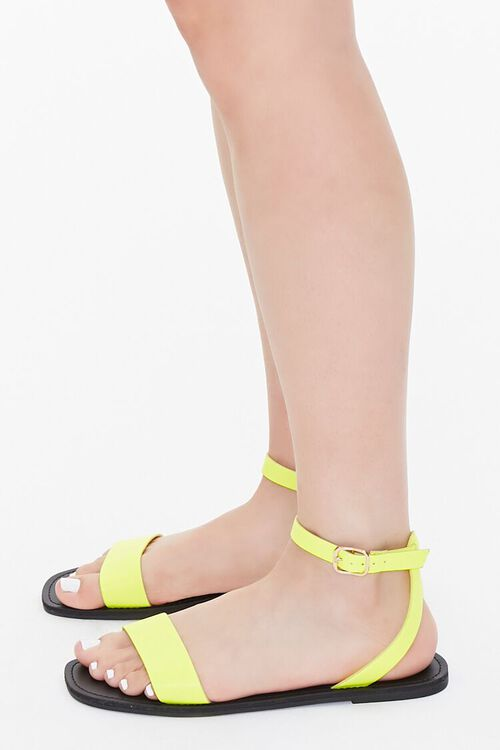 Ankle-Strap Flat Sandals, image 2