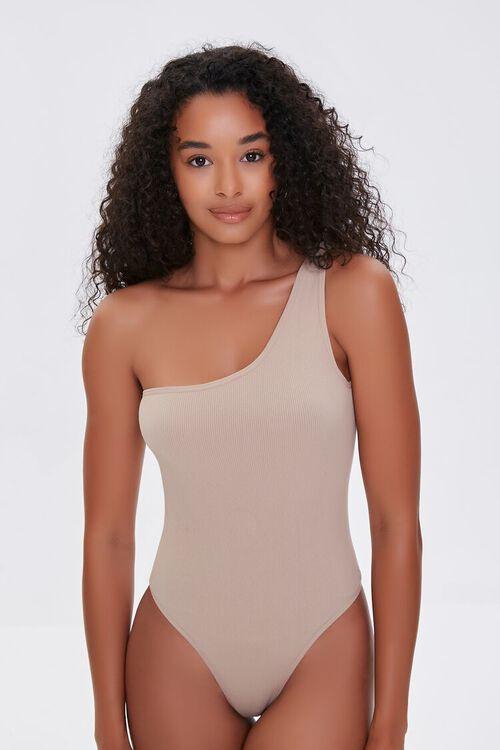 One-Shoulder Bodysuit, image 5