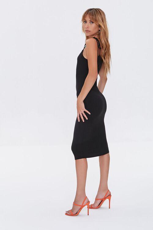Tie-Strap Bodycon Dress, image 2