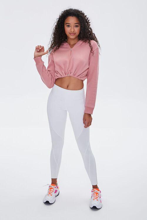 Active Half-Zip Fleece Pullover, image 4