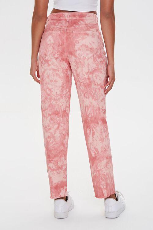 Tie-Dye Ankle Jeans, image 4