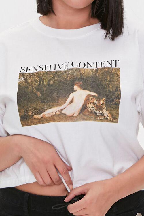 Plus Size Sensitive Content Tee, image 5