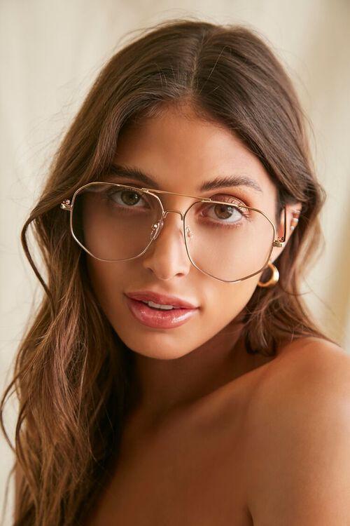 Wire-Frame Reader Glasses, image 1