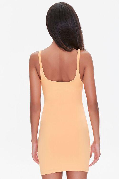 Mini Bodycon Chain-Strap Dress, image 3