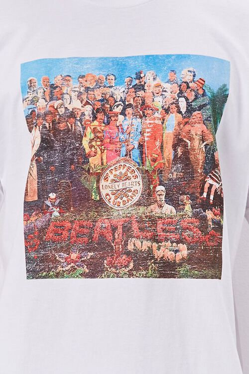 The Beatles Graphic Tee, image 5