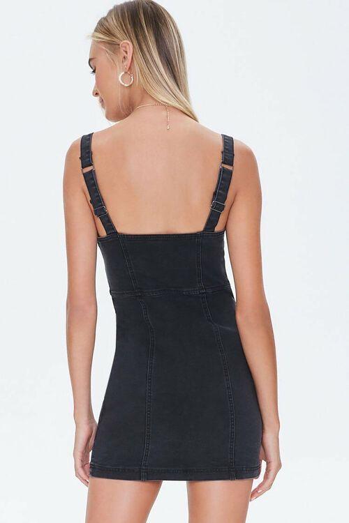 Denim Button-Down Dress, image 3