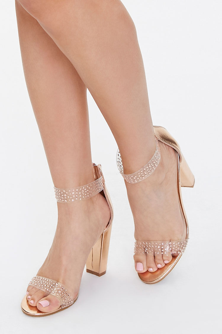 Rose Gold Shoes | Forever 21