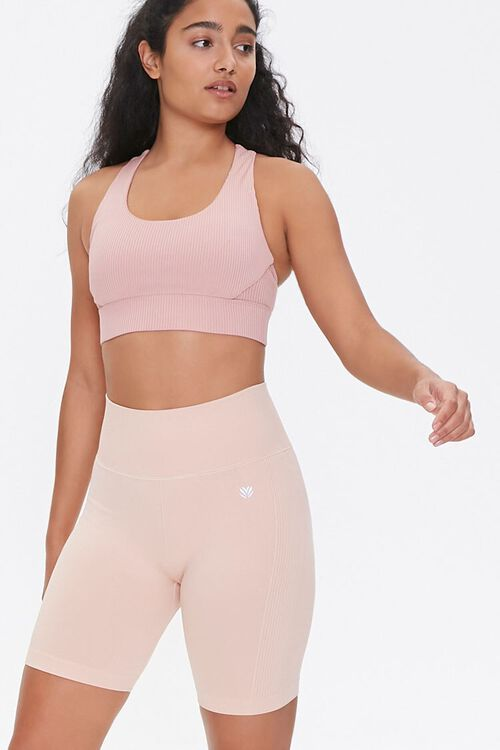 Active Seamless Shorts, image 1