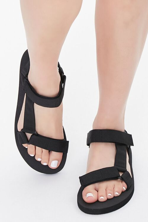 Adjustable Strappy Sandals, image 4