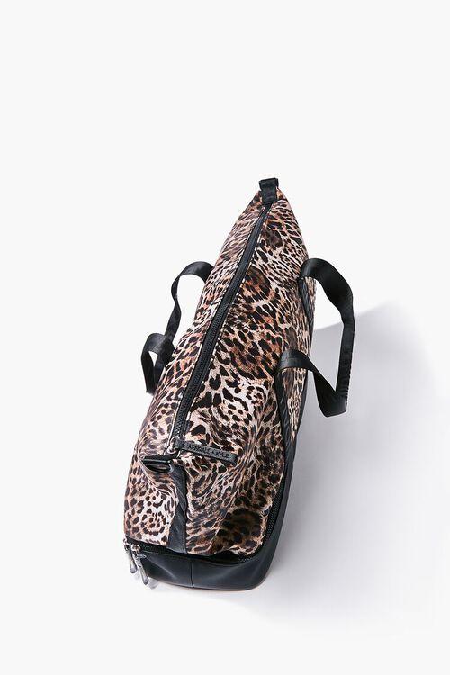 Kendall & Kylie Leopard Print Travel Bag, image 2