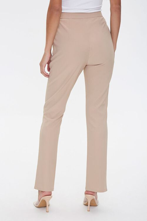 Darted Split Flare Pants, image 4