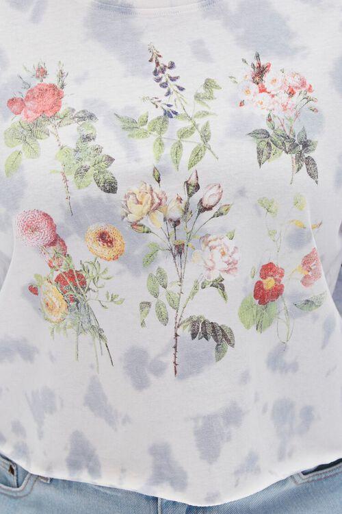Plus Size Wildflower Graphic Tee, image 5