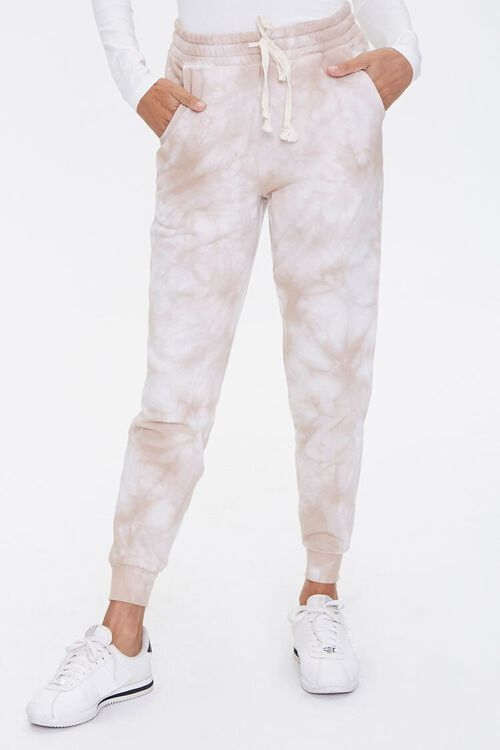Cloud Wash French Terry Joggers, image 2