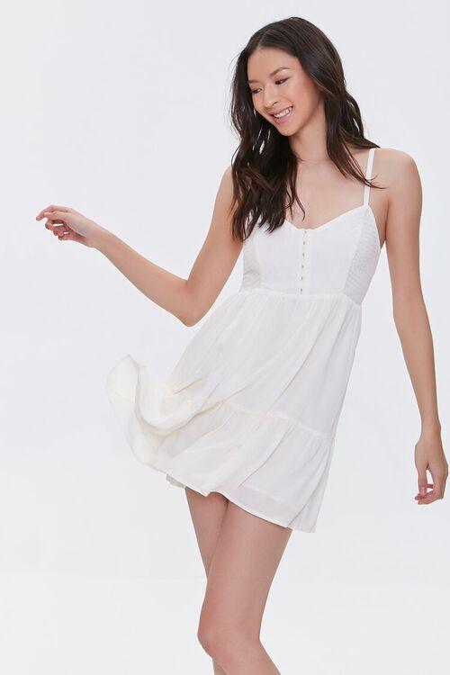 Hook & Eye Mini Cami Dress, image 1