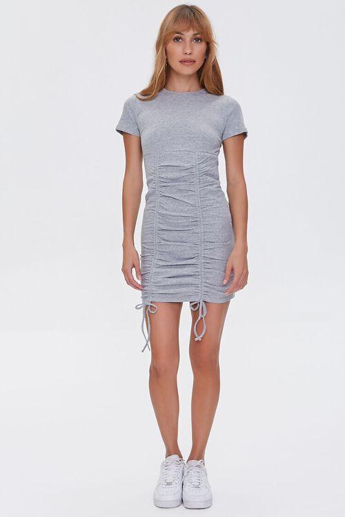 Drawstring Bodycon Dress, image 4