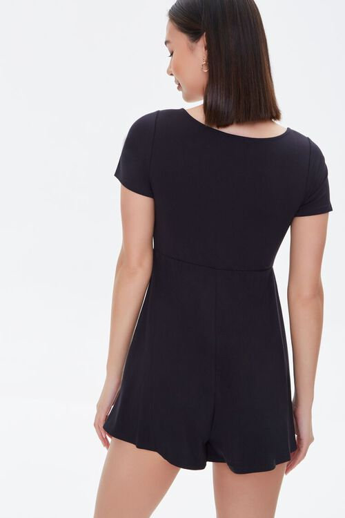 Twisted-Front  Romper, image 3