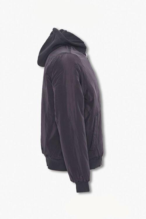 Hooded Bomber Jacket, image 2