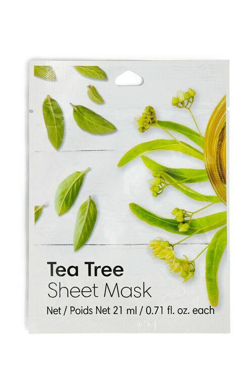 Tea Tree Sheet Mask, image 1