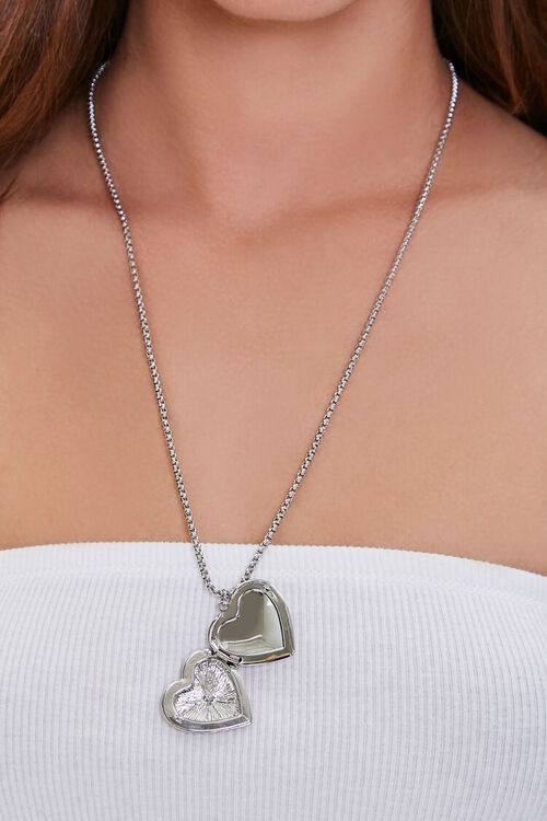 Heart Pendant Necklace, image 2