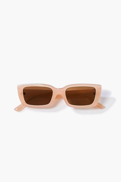 Rectangular Tinted Sunglasses, image 4