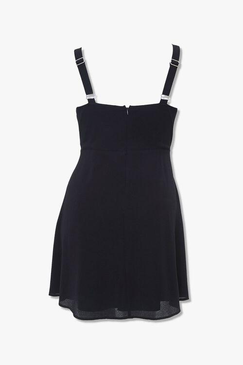 Plus Size Cutout Mini Dress, image 3