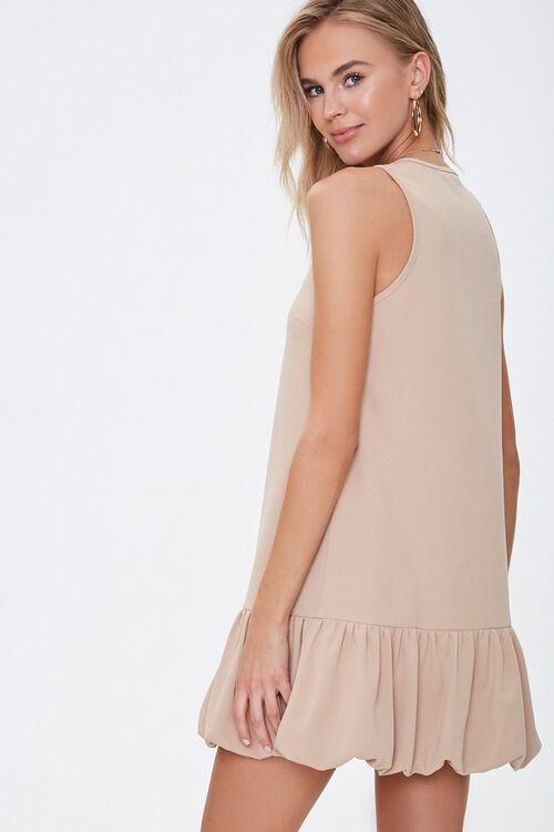 Flounce-Hem Tank Dress, image 3