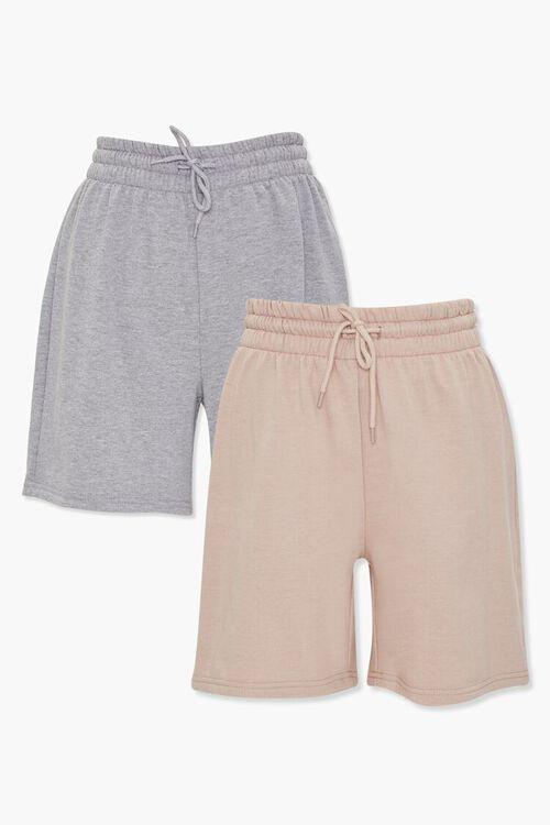 Drawstring Shorts Set, image 1
