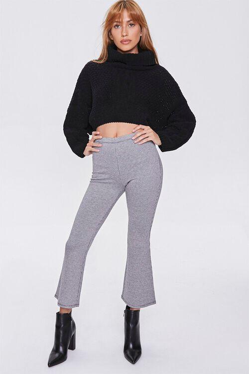 Checkered Pull-Ring Pants, image 1
