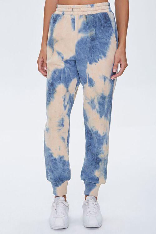 Bleached Wash Fleece Sweatpants, image 2