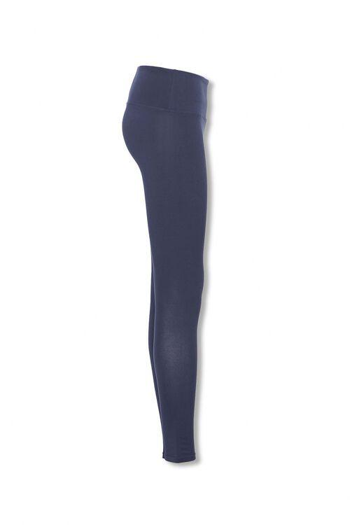 DENIM/MULTI Tie-Dye Leggings Set, image 2