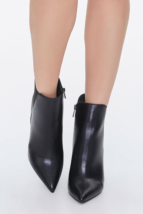 Pointed-Toe Chelsea Boots, image 4