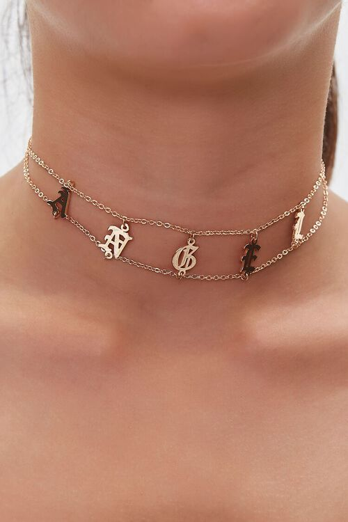 Angel Charm Necklace, image 1