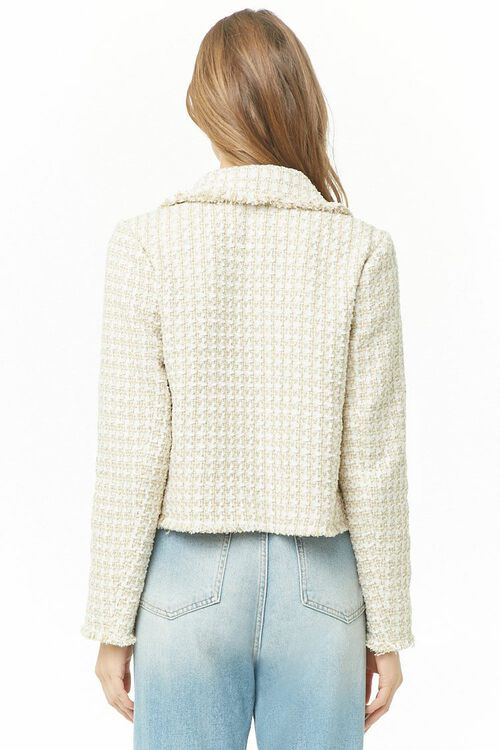 Metallic Tweed Jacket, image 3