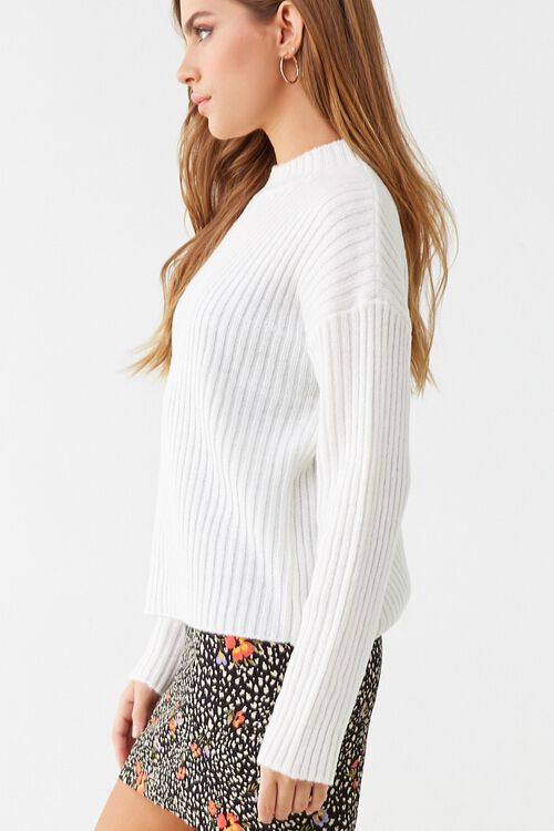 Wide Ribbed Sweater, image 2