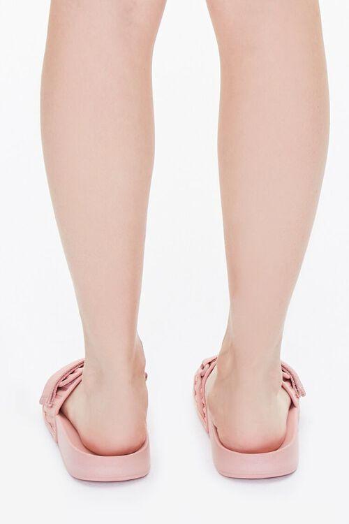Recycled Adjustable Slide Sandals, image 3
