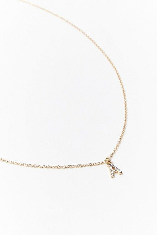 Initial Charm Necklace, image 3