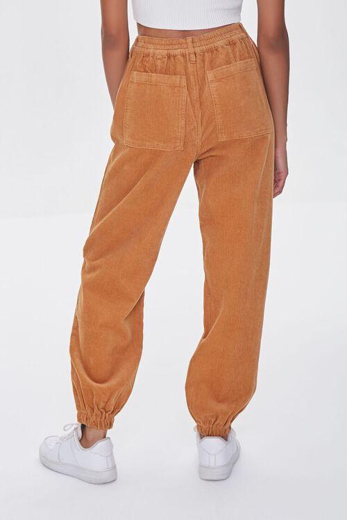 CAMEL Corduroy Pocket Joggers, image 4