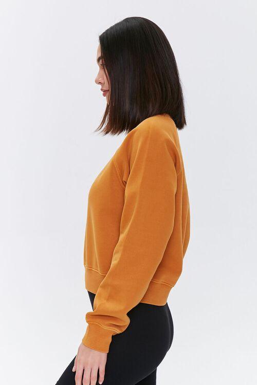 Fleece Raglan Sweatshirt, image 2