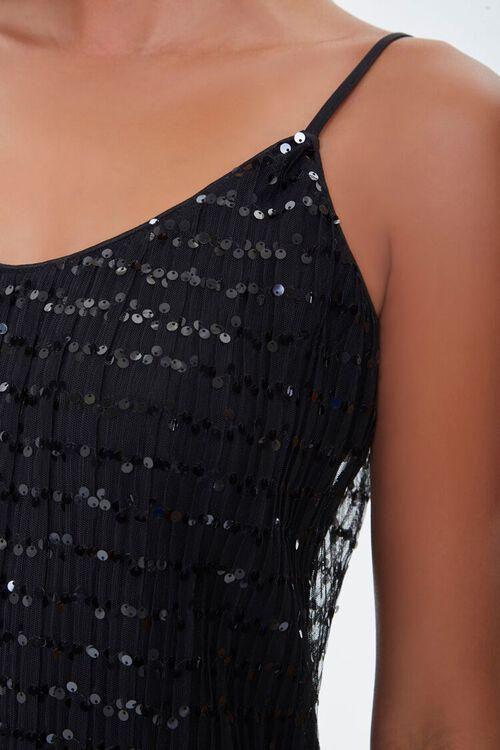 Sequin Cami Mini Dress, image 5