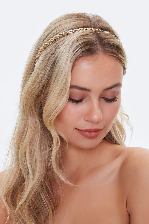Twisted Headband, image 1
