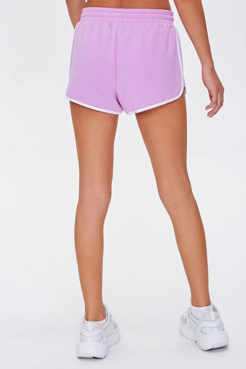 Active Contrast-Trim Dolphin Shorts, image 4