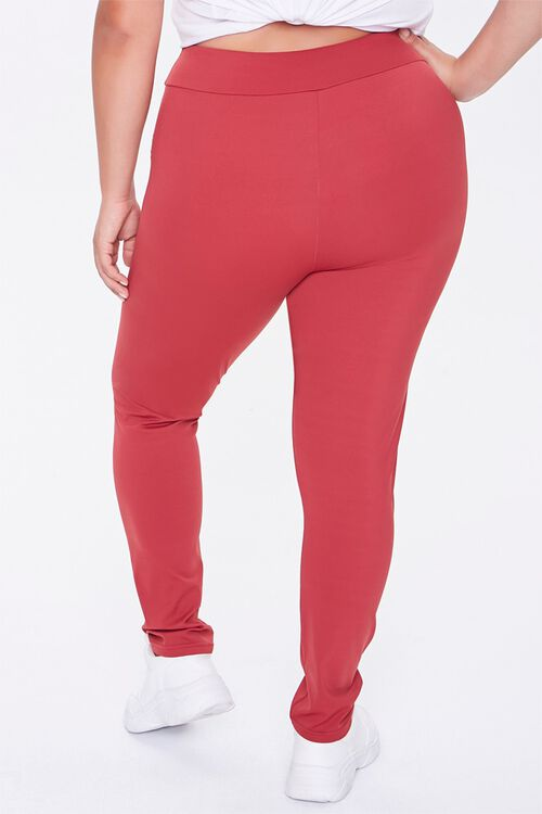 Plus Size Active High-Rise Leggings, image 4