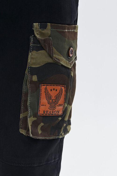 Reason Camo Cargo Jeans, image 6